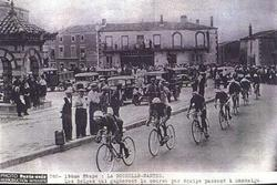 Tour de France 1935 à Montaigu